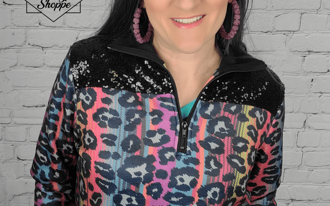 Review: The ROLLER COASTER PULLOVER from Crazy Train Clothing!